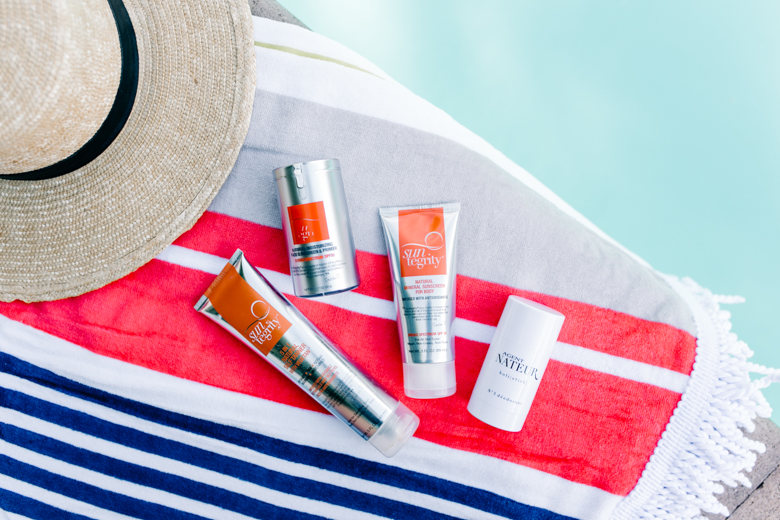 Call me Lore-My Top Beauty and Skincare Essentials for the Beach