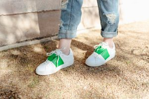 valentino white sneakers