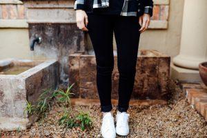 DL1961 Black Maternity Jeans