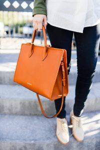 Tan Strathberry Bag