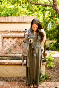 Equipment printed maxi dress