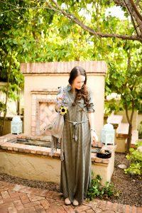 Equipment maxi dress