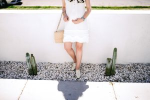 White Nanette Lepore Dress