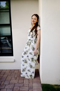 Joie Maxi Silk Dress- Call me Lore