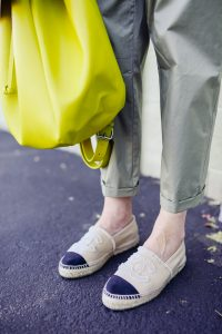 Chanel Espadrilles-Call me Lore