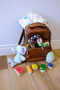 Call me Lore, mes diaper bag inspiration.