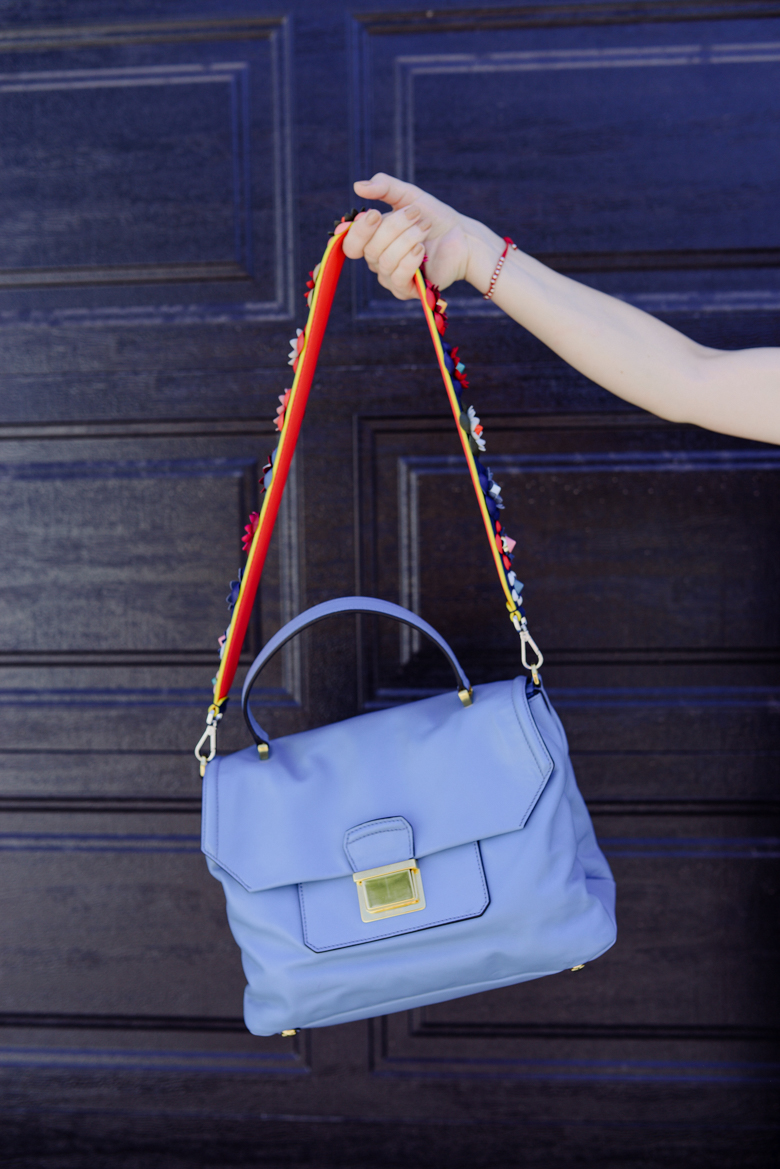Call me Lore with Fendi Flower Strap