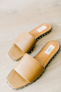 Call me Lore's Shoe pick of the month: Valentino Tan Sandals