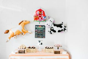 Call me Lore´s Farm Themed Birthday Party