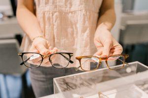 Call me Lore- My eye Exam Experience with Saks