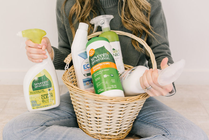 Call Me Lore's Natural Cleaning Product Favorites