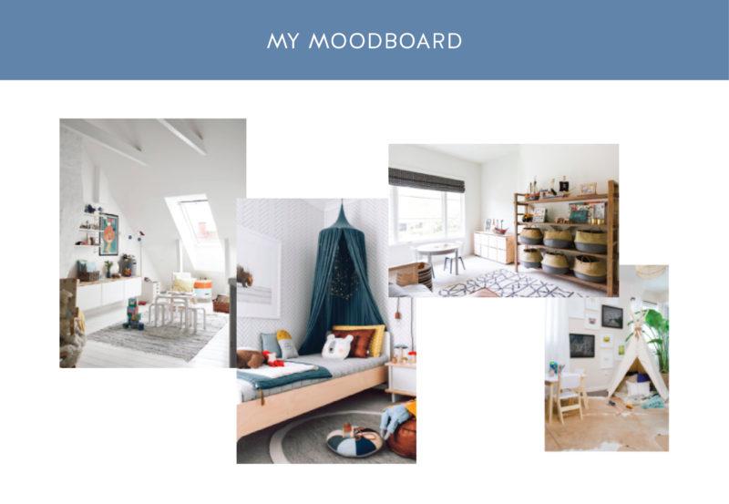 Call Me Lore's Playroom Design with Decorist Interior Design