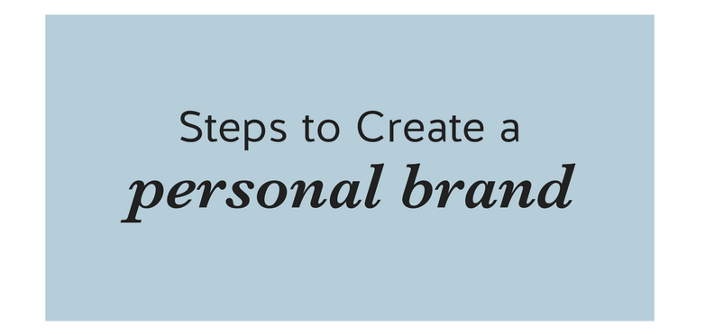 Call Me Lore's Steps to Creating a Personal Brand