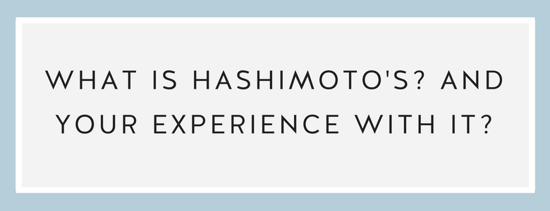 What is Hashimotos? Call Me Lore & Chef Niki Connor Anti-Inflammatory Diet
