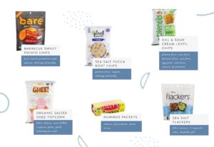 Call Me Lore's Healthy Back to School Snacks Toddler Snacks Nut Free