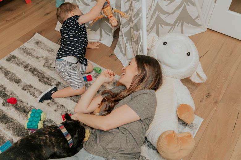 Call Me Lore's Boy's Playroom Adventure Toddler Design Nursery Inspiration using Decorist Online Design