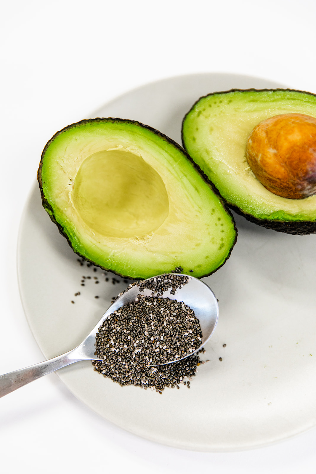 Avocados and Chia seeds for increased fertility